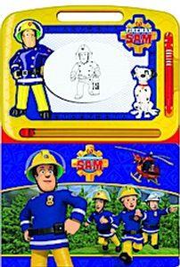 Feuerwehrmann Sam. Lern- u. Zaubertafel