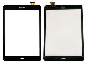 Samsung Galaxy Tab A T550 T555 Touchscreen Glas Scheibe Grau Schwarz