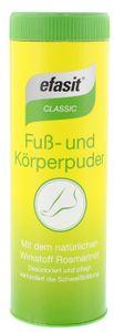 Efasit Classic Fuß- und Körperpuder (75 g)