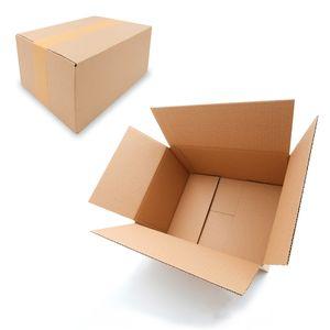 Falt- /Versandkartons | Kartonage | Karton | Versandmaterial | Verpackung Einwellig KK-30 (300 x 215 x 140 mm) 200 Stück