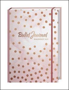 Punkte Bullet Journal A5 Kalender 2021