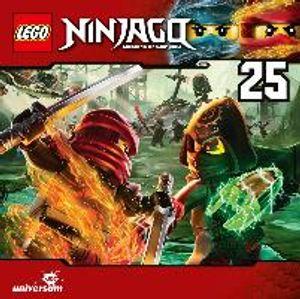 Lego: Ninjago - Masters of Spinjitzu (CD 25)