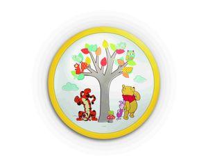 Philips Disney LED Deckenleuchte Winnie The Pooh 717603416, 450lm, gelb,LED Platine,A++,717603416