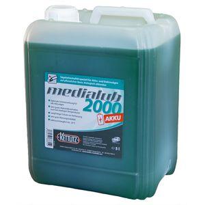 KETTLITZ-Medialub 2000 AKKU -Kettenöl für AKKU / Elektro Kettensägen 5 Liter Gebinde