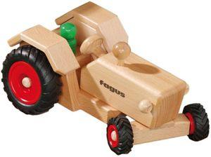 Fagus Traktor, # 10.21, Holzspielzeug