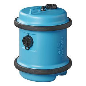 Aquaroll Frischwassertank Rolltank 40L - blau