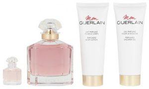 Guerlain Eau de Parfum Set, 180 ml, #13864 Alcohol, Parfum (Fragrance), Aqua (Water), Linalool, Limonene, Ethylhexyl Methoxycinnamate,...