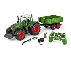 Carson 1:16 RC Traktor Fendt 1050 mit Anhänger 100% RTR