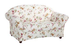 Max Winzer  Sofa 2-Sitzer - Farbe: weiß - Maße: 151 cm x 86 cm x 83 cm; 2887-2100-2041150-F07