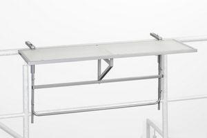 Merxx Balkonhängetisch, 120 x 40 cm