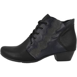 Rieker Y7331-00 Damen Stiefel Stiefeletten Ankle Boots , Größe:39 EU, Farbe:Schwarz