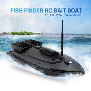 Flytec 2011-5 Fisch Finder 1.5kg Laden 500m Fernbedienung Fischkoeder Boot RC Boot