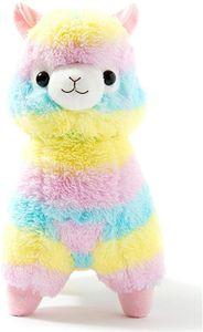 20 cm Kawaii buntes Alpaka-Plüsch-Spielzeug aus weichem Plüsch  Baby Plüsch Stofftiere Geschenk