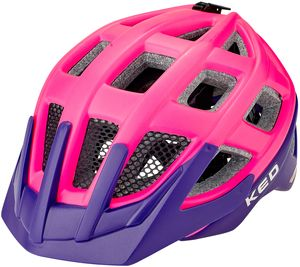 KED Kailu Helm Kinder pink purple matt Kopfumfang M   53-59cm