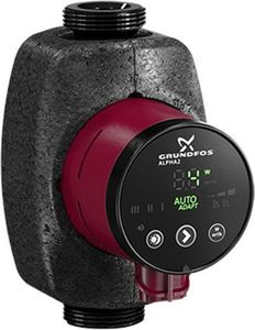 Grundfos Alpha 2 25-60 180mm 99411175 Heizungspumpe Umwälzpumpe Alpha2 3-18W
