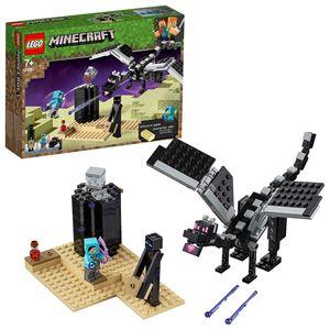 LEGO 21151 Minecraft Das letzte Gefecht, Bauset
