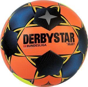 Derbystar Bundesliga Brillant Replica APS 20/21 orange/blau/gelb - Gr.5