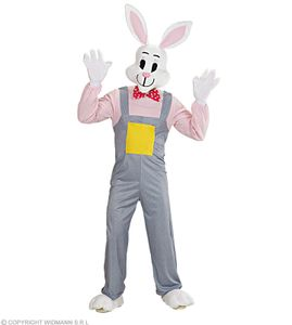 Hasenkostüm Bunny Osterhase Kostüm Hase Osterhasen M - 50/52