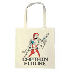Logoshirt Captain Future Tragetasche LGS-1501514603