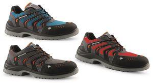 DUNLOP Sport Racer S1P Sicherheitsschuhe DL020100 Arbeitsschuhe metallfreidl, Schuhgröße:39, Farbe:blau