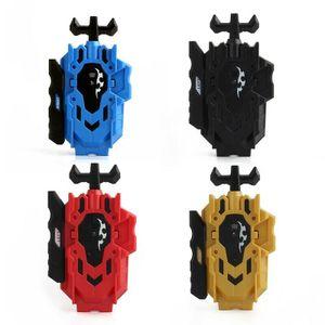 4 Stk Beyblade Burst String Links Rechts Beyblade Launcher & Grip Spielzeug, Burst Starter Beyblade Beylauncher mit Grip