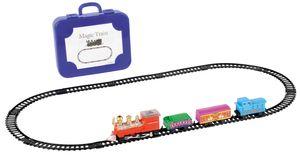 Elektrische Eisenbahn MAGIC TRAIN Lok Kinderspielzeug Schienen Eisenbahn BWI