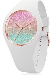 Ice-Watch 016902 Ice-Lo Venice Uhr Damenuhr Kautschuk Weiß
