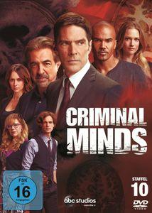 Criminal Minds Staffel 10 [DVD]
