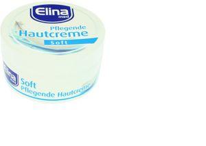 Elina Pflegende Hautcreme Soft ,150ml, Dose