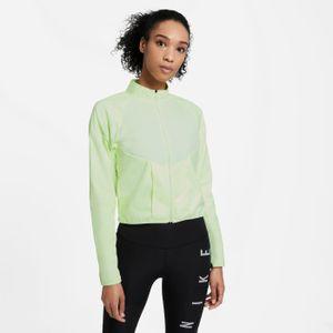 Nike W Nk Run Dvn Top Mid Barely Volt/Gold/Black L