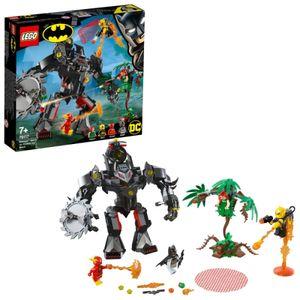 LEGO® DC Universe Super Heroes™ Batman™ Mech vs. Poison Ivy™ Mech, 76117