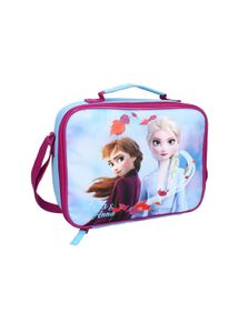 Frozen 2 - Die Eiskönigin Lunchtime! Kinder Umhängetasche Schulter-Tasche Lunch-Bag Isoliert Kühltasche