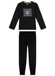Sanetta Jungen Zweiteiliger Schlafanzug Athleisure 'Skate' - S24500499