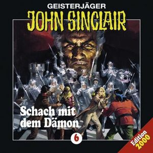 Sinclair,John Folge 6-Schach mit dem Dämon
