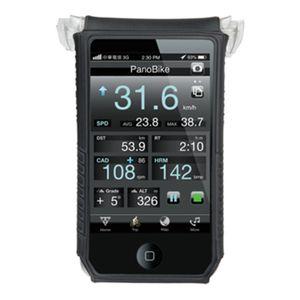 "Topeak Handyhülle Smartphone DryBag 4"", Schwarz"