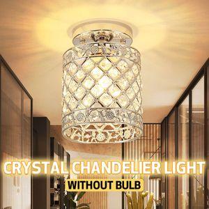 Kristall Deckenleuchte Kronleuchter Deckenlampe Lüster Flurlampe