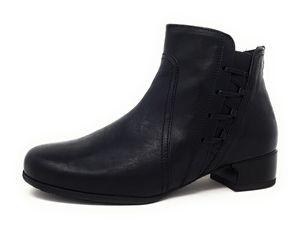 Gabor Comfort Stiefelette Blau, Schuhgröße:EUR 37 | UK 4