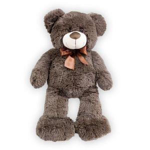 Sunkid Teddy Bär, dunkelbraun, 54 cm Kuscheltier