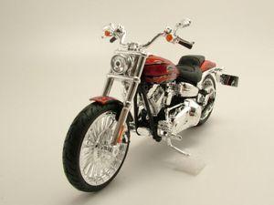 Harley Davidson CVO Breakout 2014 kupfer metallic Modellmotorrad 1:12 Maisto