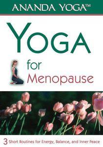 Yoga for Menopause DVD