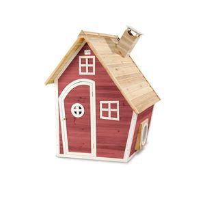 EXIT Fantasia 100 Holzspielhaus - rot
