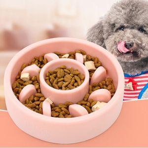 3pcs Rund Hundenapf Futternapf Anti Schling Napf Für Hund Und Katze