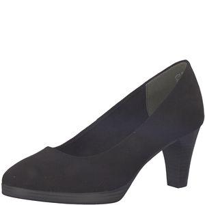 Marco Tozzi 22413 Klassische elegante Damen Pumps Schwarz, Größe:EUR 37, Farbe:Schwarz (Black)
