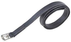 HKM Shetty-Steigbügelriemen 80 cm, Farbe:9100 schwarz, Größe:Stück