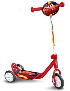 Cars3 3 Räder Tretroller, Jungen Rot