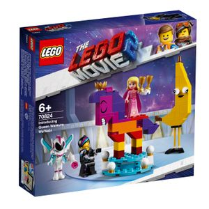 The LEGO Movie™ 2 Das ist Königin Wasimma Si-Willi, 70824