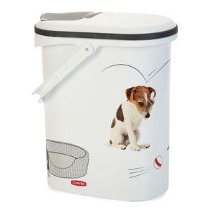 Curver Tierfutterbehälter Hund 10 L