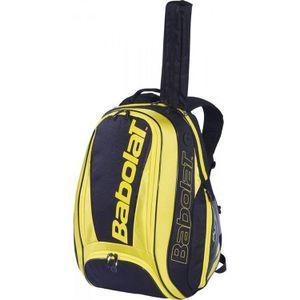 Babolat Backpack Pure Aero Tennistasche Schwarz Gelb