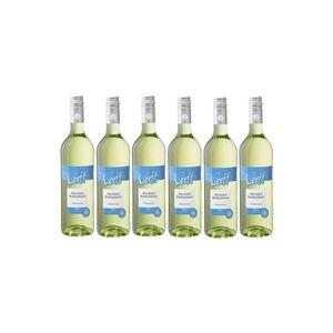 Weißwein Pfalz Weißer Burgunder Leoff trocken  (6 x 0,75L)