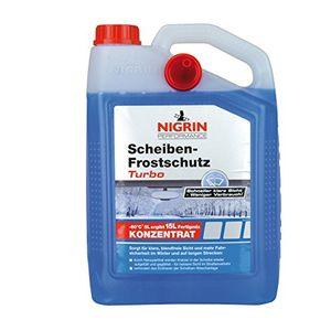 NIGRIN KFZ-Scheiben-Frostschutz Turbo, Konzentrat, 5 l, Menge: 1 (Neu)